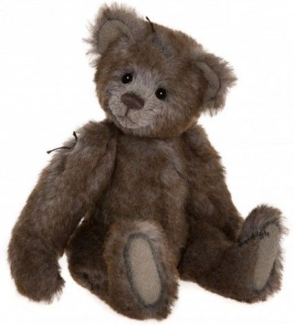 LAST FEW DAYS! Charlie Bears Isabelle Mohair CHAPLAIN 28cm (Limited to 400 Worldwide)