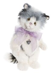 (SOLD OUT) 2020 Charlie Bears Isabelle Mohair MACAVITY Cat 32cm (Limited Edition of 110)