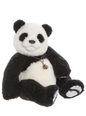 IN STOCK! 2020 Charlie Bears Isabelle Collection TOMODACHI Panda 48cm (Limited Edition of 200)
