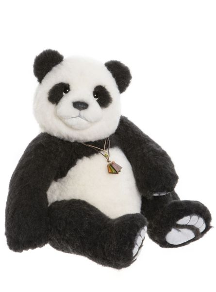 (SOLD OUT) 2020 Charlie Bears Isabelle Collection TOMODACHI Panda 48cm (Limited Edition of 200)