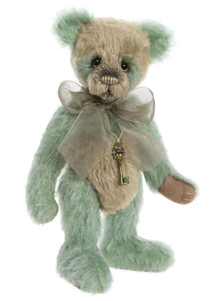 (SOLD OUT) 2020 Charlie Bears Isabelle Mohair KNICK KNACK 32cm (Limited Edition of 170)