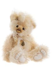 AVAILABLE TO ORDER! 2020 Charlie Bears Isabelle Mohair Masterpiece (Limited to 300 Worldwide) 46cm
