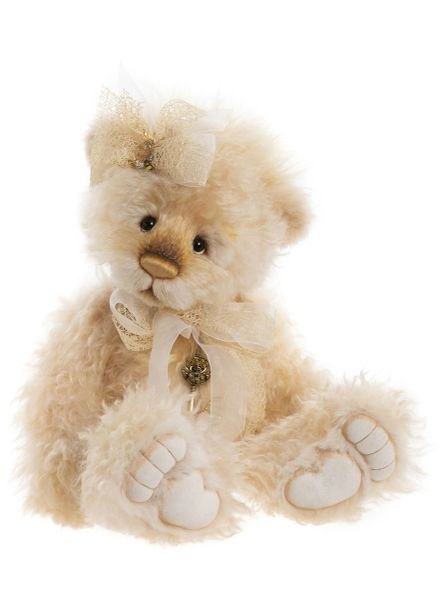 (SOLD OUT) 2020 Charlie Bears Isabelle Mohair Masterpiece (Limited to 300 Worldwide) 46cm