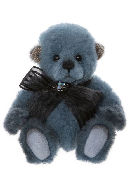 IN STOCK! 2020 Charlie Bears BLUEBEARY 17cm (Limited to 600 Worldwide)