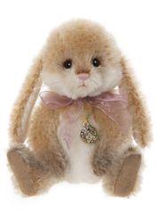 COMING SOON! 2020 Charlie Bears Minimo PRAIRIE Bunny 18cm (Limited to 600 Worldwide)
