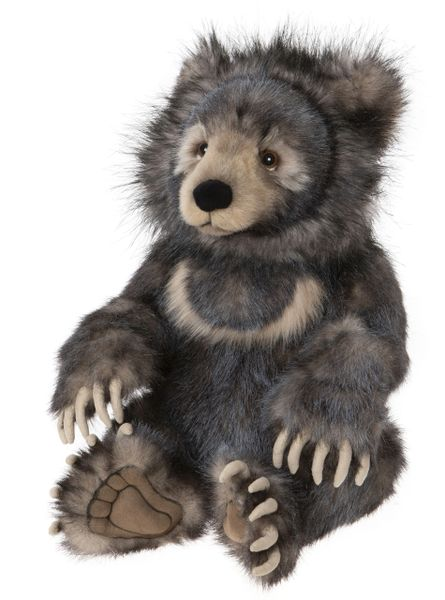 (SOLD OUT) 2020 Charlie Bears Bearhouse LOLLYGAG Sloth Bear 33cm