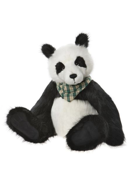 IN STOCK! 2020 Charlie Bears BERWIN Panda 86cm (Limited to 1500 Worldwide)