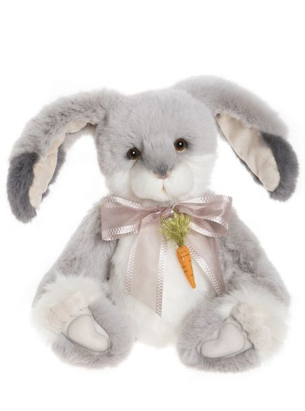 IN STOCK NOW! 2020 Charlie Bears CABBAGE ROSE Rabbit 36cm