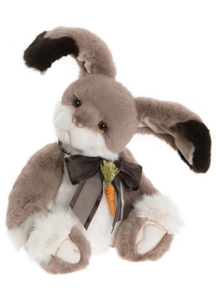 IN STOCK! Charlie Bears CARROT TOP Rabbit 36cm