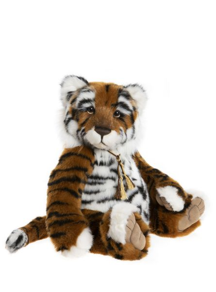 MORE COMING! 2020 Charlie Bears KONIG Tiger 48cm