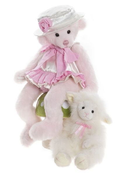 DUE QUARTER 2! 2020 Charlie Bears MARY & BAABAHRAH 46cm/25cm (Limited to 1000 Worldwide)