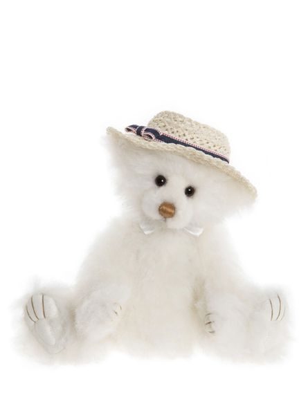 IN STOCK! 2020 Charlie Bears MISS MARPLE Hatty Series 29cm (Limited to 3000 Worldwide)