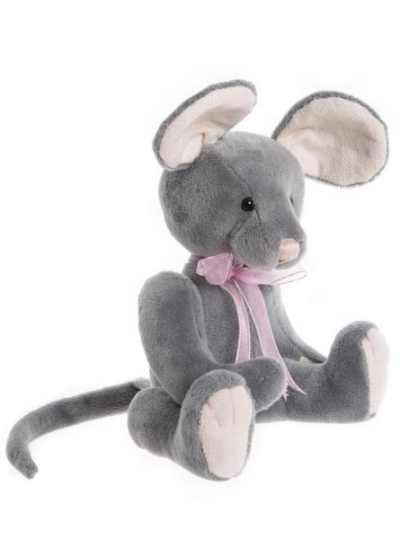 IN STOCK NOW! 2020 Charlie Bears MOOCH Travel Mouse 18cm