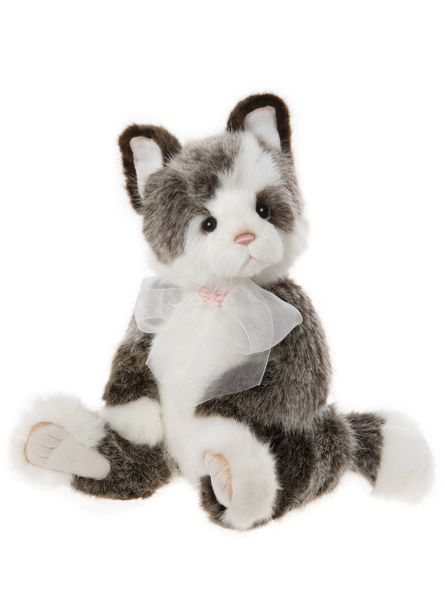 IN STOCK NOW! 2020 Charlie Bears RODDERS Cat 37cm
