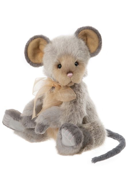 MORE COMING SOON! 2020 Charlie Bears ROULADE Mouse 36cm