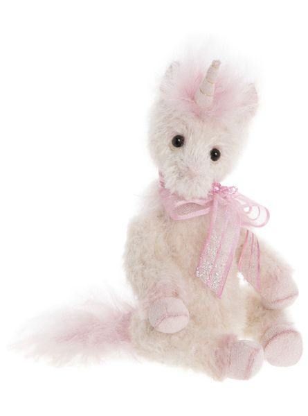 MORE COMING SOON! 2020 Charlie Bears Minimo BIJOU Unicorn 18cm (Limited to 600 Worldwide)