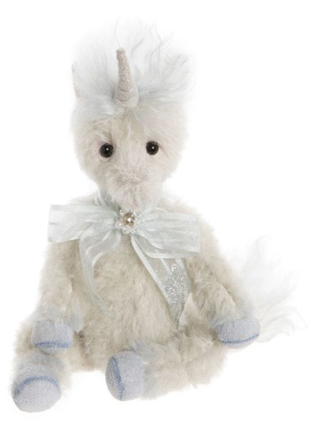 IN STOCK! 2020 Charlie Bears Minimo JEWEL Unicorn 18cm (Limited to 600 Worldwide)
