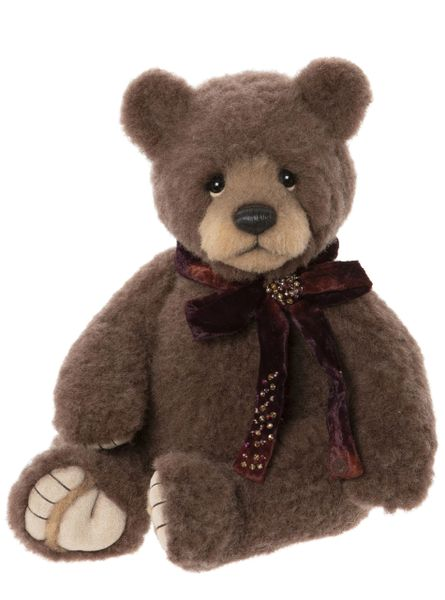 (SOLD OUT) 2020 Charlie Bears Isabelle Collection DARIUS 33cm (Limited to 250 Worldwide)