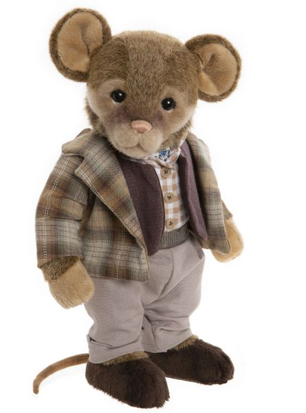 (SOLD OUT) 2020 Charlie Bears RATTY Wind In The Willows Collection 29cm (Limited to 500 Worldwide)