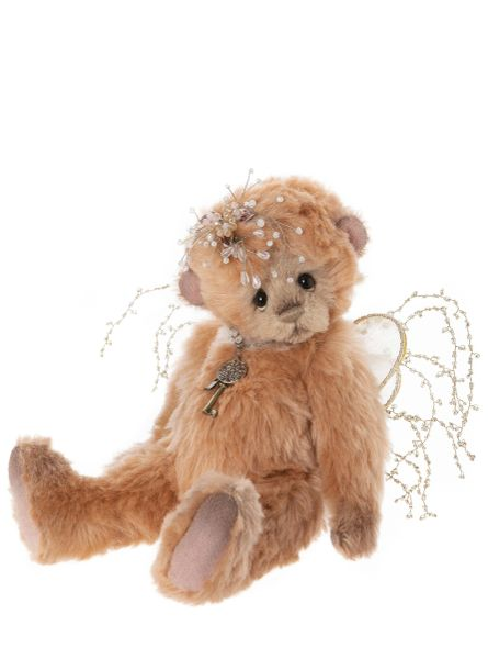 IN STOCK NOW! 2020 Charlie Bears Isabelle Mohair SIROCCO 27cm (Limited to 250 Worldwide)