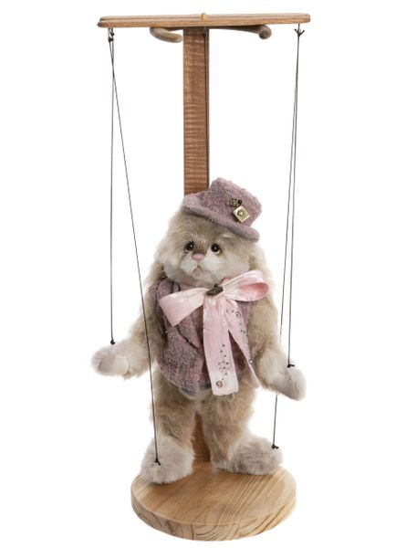 (SOLD OUT) 2020 Charlie Bears Isabelle Mohair STARLETTE Marionette 29cm (Limited to 100 Worldwide)