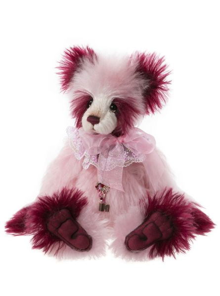 IN STOCK NOW! 2020 Charlie Bears Isabelle Mohair SUMMER PUDDING 39cm (Limited to 250 Worldwide)