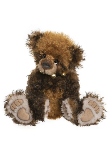 (SOLD OUT) 2020 Charlie Bears Isabelle Mohair TED ASTAIRE 41cm (Limited to 250 Worldwide)