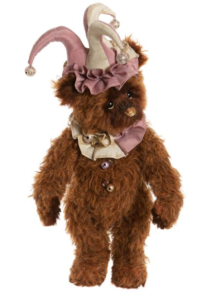 IN STOCK! 2020 Charlie Bears Isabelle Mohair TOM FOOLERY 30cm (Limited to 300 Worldwide)