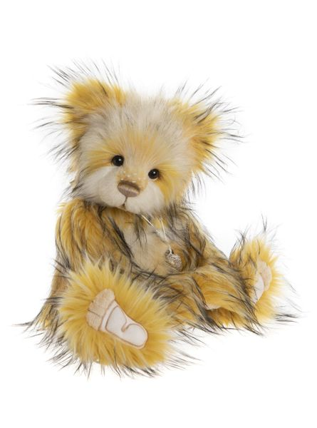 MORE COMING SOON! 2020 Charlie Bears CHEESE WHIZZ 48cm