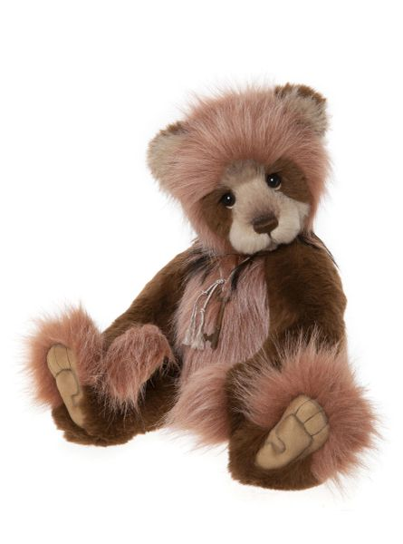 IN STOCK! 2020 Charlie Bears Plumo DENISE 48cm (Limited to 3000 Worldwide)