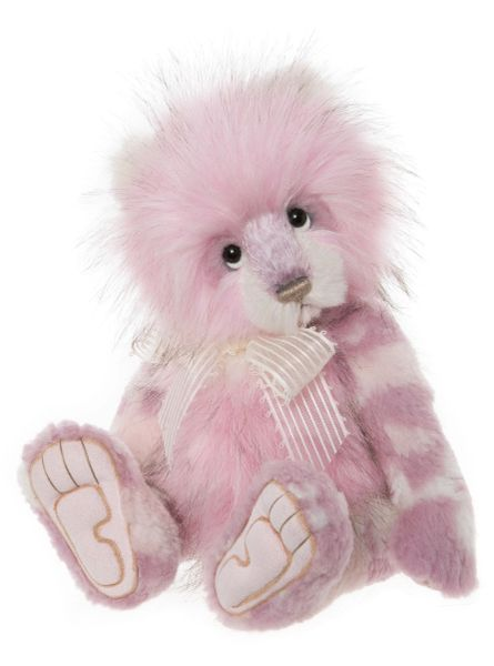 DUE QUARTER 3! 2020 Charlie Bears Plumo JULIA 36cm (Limited to 3000 Worldwide)