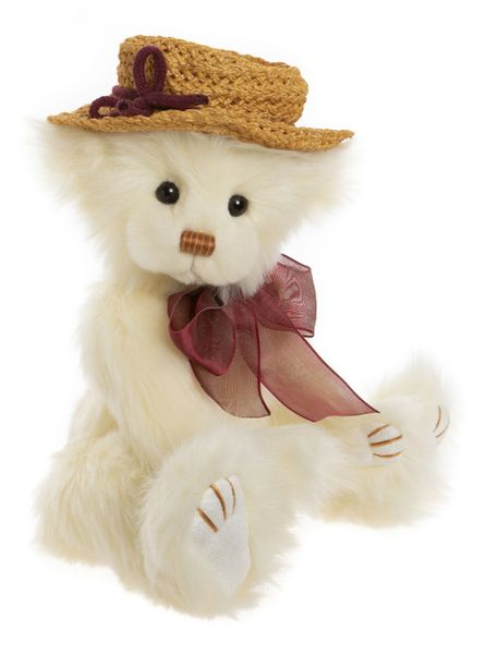 DUE QUARTER 3! 2020 Charlie Bear MISS DAISY Hatty Series 30cm (Limited to 3000 Worldwide)