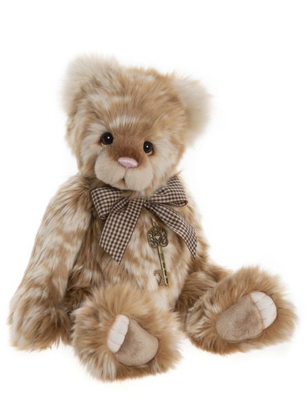 IN STOCK! 2020 Charlie Bears PEACH COBBLER 46cm