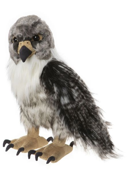 IN STOCK! 2020 Charlie Bears PEREGRINE Falcon Queen's Beast Series 47cm (Limited to 2000 Worldwide)