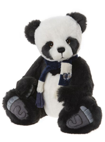 IN STOCK! 2020 Charlie Bears PIRAN Panda 38cm
