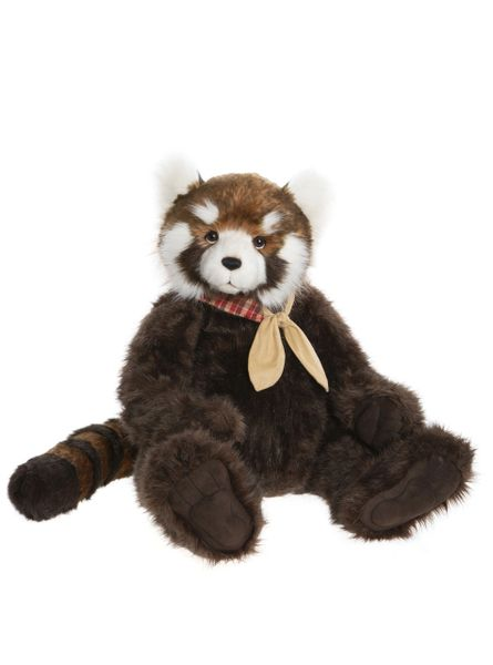 DUE QUARTER 3! 2020 Charlie Bears TOMOKO Red Panda 86cm (Limited to 1500 Worldwide)