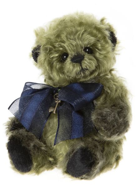 DUE QUARTER 3! 2020 Charlie Bears NANNYBEARY 18cm (Limited to 600 Worldwide)