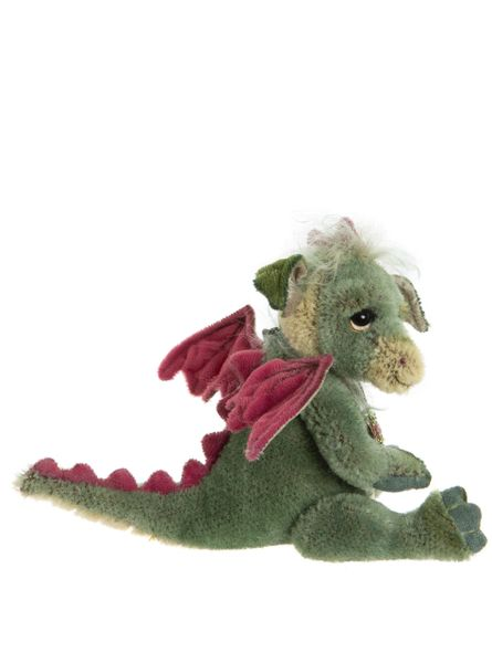 DUE QUARTER 3! 2020 Charlie Bears Minimo FIREFLY Baby Dragon 18cm (Limited to 600 Worldwide)