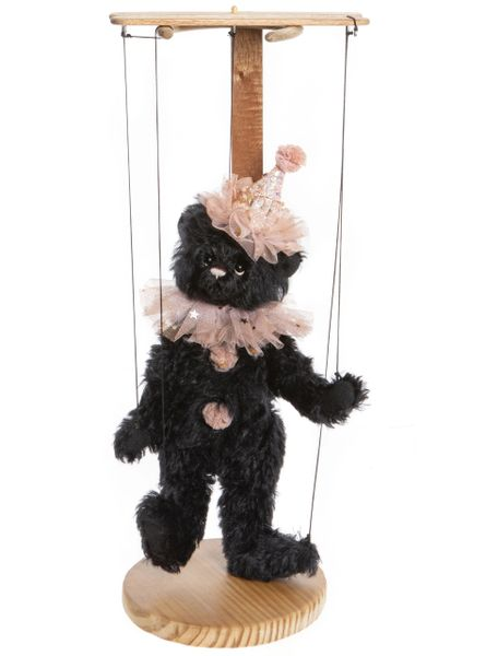 (SOLD OUT) 2020 Charlie Bears Isabelle Mohair BARBELLES Marionette 29cm (Limited to 100 Worldwide)