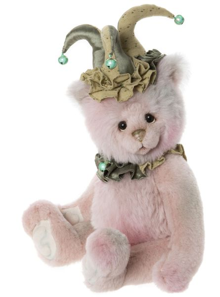 IN STOCK! 2020 Charlie Bears Isabelle Mohair LIMELIGHT 39cm (Limited to 250 Worldwide)