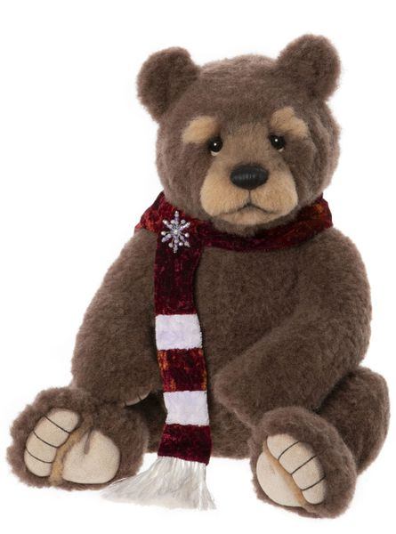 (SOLD OUT) 2020 Charlie Bears Isabelle Collection DARWIN 37cm (Limited to 150 Worldwide)
