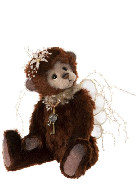 MORE COMING SOON! 2020 Charlie Bears Isabelle Mohair SUMATRA 27cm (Limited to 250 Worldwide)