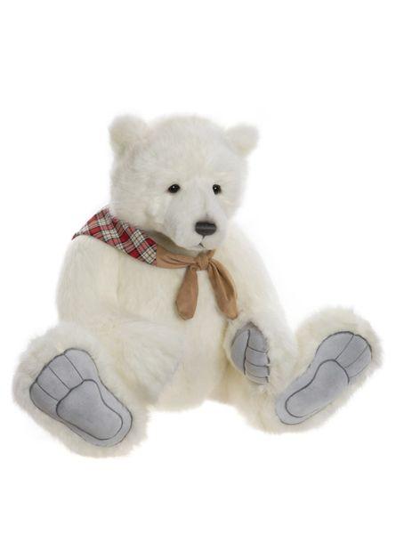 DUE QUARTER 4! 2020 Charlie Bears BARRET Polar Bear 86cm (Limited to 1500 Worldwide)