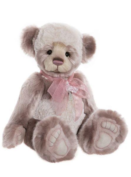 DUE QUARTER 4! 2020 Charlie Bears Plumo CRIN Panda (Limited to 3000 Worldwide)