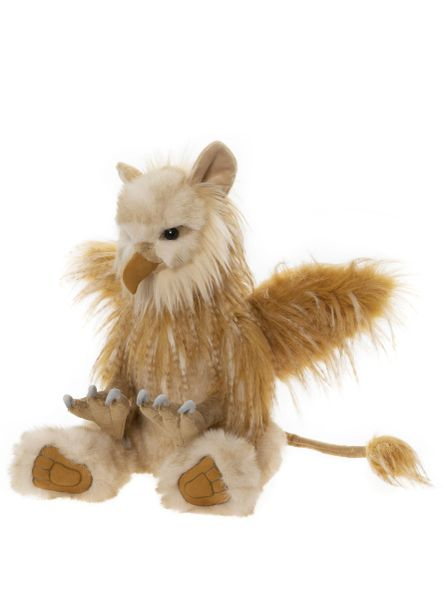 MORE COMING SOON! 2020 Charlie Bears GRIFF Griffin 56cm Queen's Beasts Series (Limited to 2000 Worldwide)
