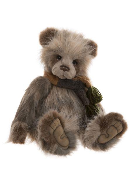 DUE QUARTER 4! 2020 Charlie Bears MILLER Panda 48cm