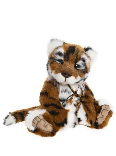 DUE QUARTER 4! 2020 Charlie Bears MINIKIN Tiger Cub 33cm