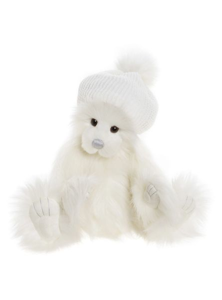 DUE QUARTER 4! 2020 Charlie Bears WHITNEY 37cm HATTY SERIES BEAR (Limited to 3000 Worldwide)