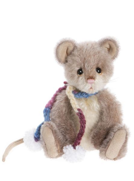 DUE QUARTER 4! 2020 Charlie Bears Minimo BOB SCRATCHIT 18cm (Limited to 600 Worldwide)