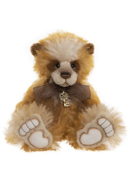 DUE QUARTER 4! 2020 Charlie Bears Isabelle Mohair ZSA ZSA 36cm (Limited to 220 Worldwide)